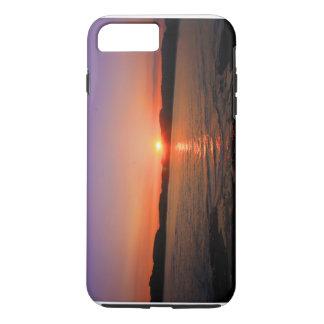 Sonnenuntergangozean iPhone 7 Plus Hülle