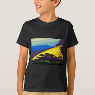 Sonnige Steigung hohes Rez.jpg T-Shirt