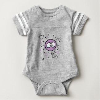 sonniger Blitz Baby Strampler