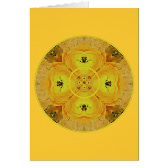 Sonniger Dayz SolarPlexus Chakra Karte