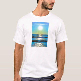 Sonniger Strand T-Shirt