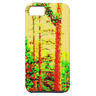 Sonniger Wald iPhone 5 Case