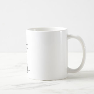 sonniges Pferd Kaffeetasse