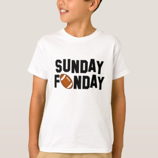 Sonntag Funday! T-Shirt