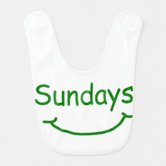 Sonntage Lätzchen