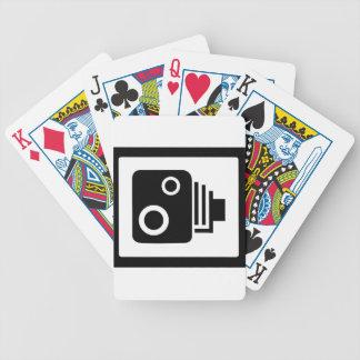 Sopeed Kamera Bicycle Spielkarten
