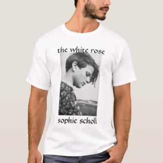 SophieScholl, die weiße Rose, sophie scholl T-Shirt