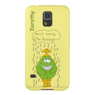 Sorgen Sie sich nicht ist glücklicher Samsung Galaxy S5 Cover