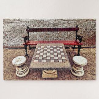Sorgfalt für ein Spiel des Schachs?