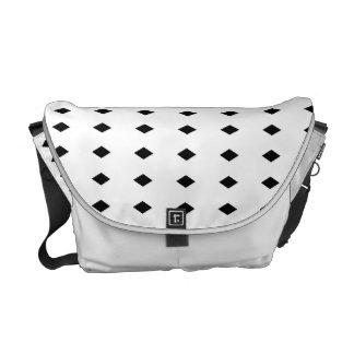 Sorobanshibori japanische Muster-Bote-Tasche Kuriertasche