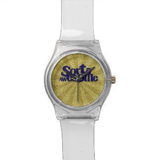 Sorta fantastische Uhr