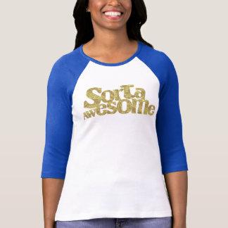 Sorta fantastischer 3/4 Hülseraglan-T - Shirt