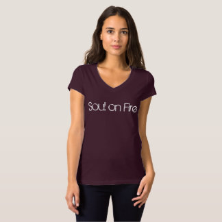 Soul auf Feuer-T-Shirt T-Shirt