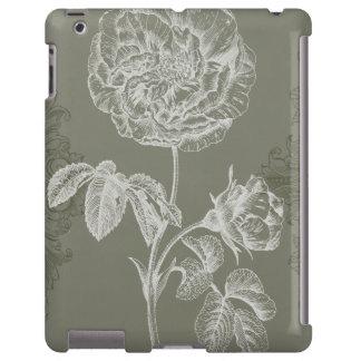 Soulagement floral I Coque iPad