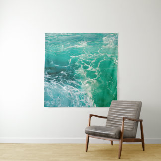 Soule des Meeres 2 Wandteppich