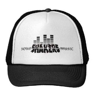 Soulshakers Musik-Hut Kult Mützen