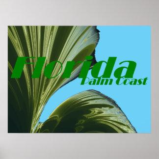 Sous le palmier posters