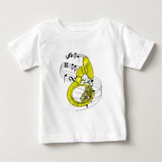 Sousaphone Baby T-shirt