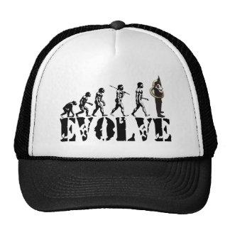 SousaphoneTubatubas-Evolutions-Musical-Kunst Baseball Mütze