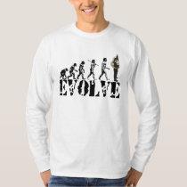 SousaphoneTubatubas-Evolutions-Musical-Kunst T-Shirt
