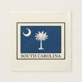 South Carolina Papierservietten