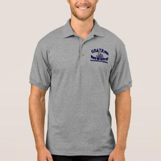 Southside_9_blue Version Polo Shirt