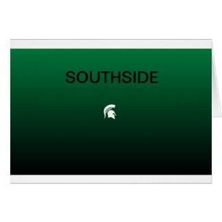 Southside Spartans Karte