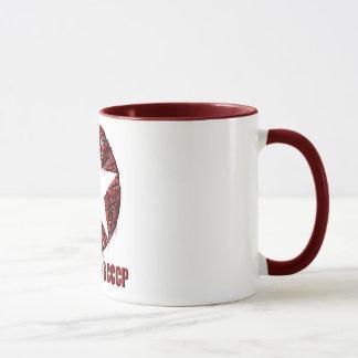 Sowjetische Art-Tasse Tasse