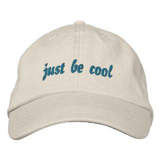 Soyez chapeau frais casquette de baseball