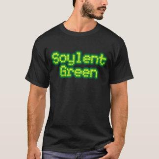 Soylent grüner schwarzer T - Shirt