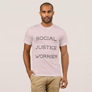 SOZIALE GERECHTIGKEITWORRIER T-Shirt