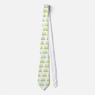 Sozialvernetzung Bedruckte Krawatten