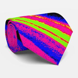 space personalisierte krawatte