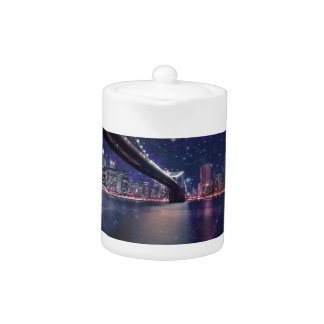 Spacey Manhattan Skyline