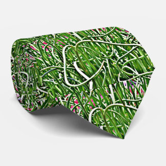 Spagetti Kaktus-Krawatte Personalisierte Krawatte