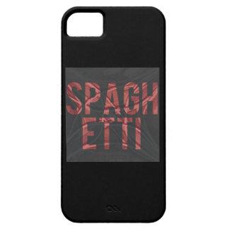 Spaghettis Etui Fürs iPhone 5