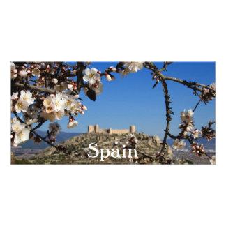 Spain Photocarte Personnalisée