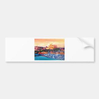 Spanien Balearic Island Palma de Mallorca Autoaufkleber