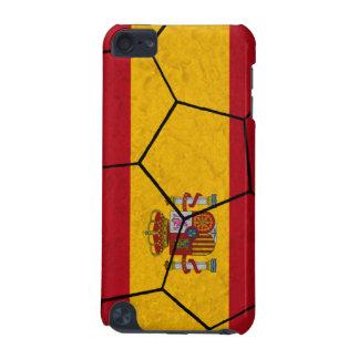 Spanien-Fußball-Ballipod-Touch-Fall iPod Touch 5G Hülle
