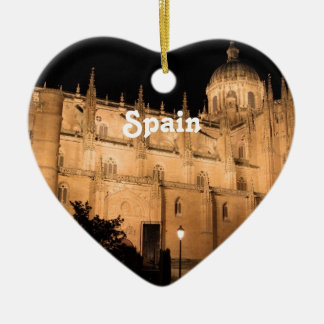 Spanien Keramik Ornament