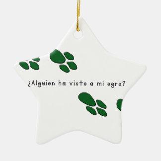 Spanisch-Ungeheuer Keramik Ornament
