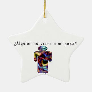 Spanisch-Vati Keramik Ornament