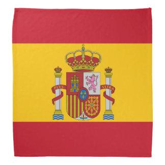 Spanische Flagge Kopftuch