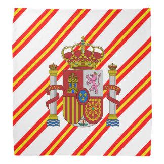 Spanische Streifenflagge Halstuch