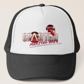 Spartanische Kampfkunst-Produkte Truckerkappe