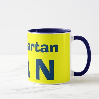 Spartanische Tasse des Fan-#1