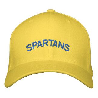 Spartans Gold und blauer Hut