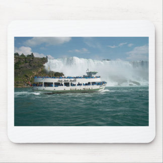 Spaß des Boots-Segel-Ontariosees der Niagara Fluss Mousepad
