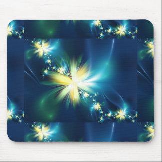 Spaß-Fraktal-Blume Mauspads