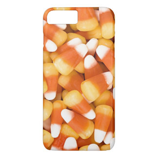 Spaß-gelber weißer orange iPhone 8 plus/7 plus hülle